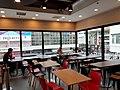 HK WC 灣仔 Wan Chai 莊士敦道 112 Johnston Road 太原街 Tai Yuen Street 雙喜樓 Sheung Hei House KFC Restaurant interior October 2019 SS2 02.jpg