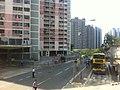 HK Wah Fu Estate 華富北巴士總站 North Bus Terminus 華景街 Wah King Street March-2012.jpg