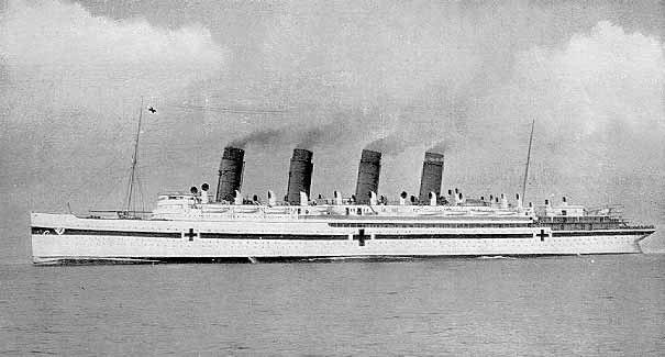 HMHS Mauretania