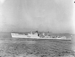 HMS <i>Pellew</i> (F62) Blackwood-class frigate