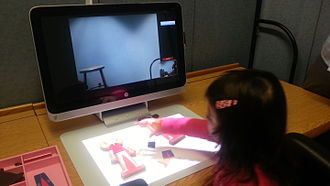 Interactive computing - Image: HP Sprout
