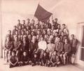 Haifa Maronite Boy Scouts, 1939, Dr. John Macqueen Chief Medical Officer for Haifa.png