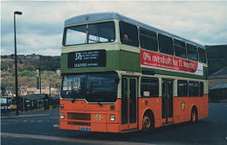 Halifax Joint Committee - MCW Metrobus - M1424 C424 BUV - Flickr - Danny's Bus Photos.jpg