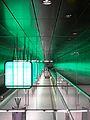 Hamburg - U-Bahnhof HafenCity Universität (13217208123).jpg