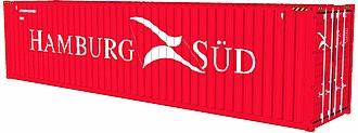 Hamburg Süd - Hamburg Süd container