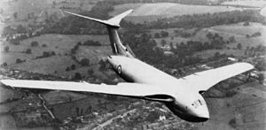 Handley Page Victor in flight c1955.jpg
