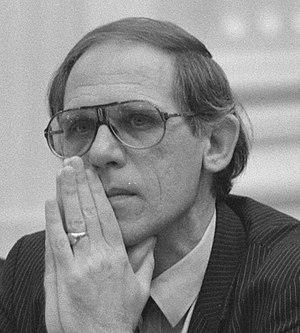 Hans Dijkstal - Hans Dijkstal in 1988