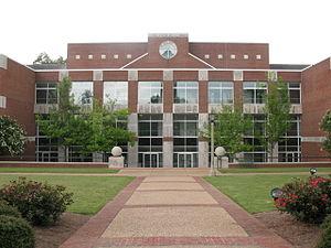 Birmingham–Southern College -  Harbert Building