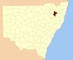 Hardinge NSW