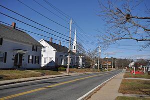 Harrisville, Rhode Island - RI Route 98