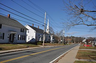 Harrisville, Rhode Island Census-designated place in Rhode Island, United States