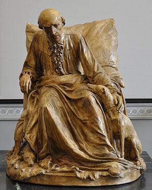 Harro Magnussen - Image: Harro Magnussen Der Philosoph von Sanssouci Alte Nationalgalerie