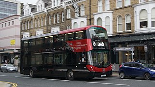 Harrogate Bus Company Transdev owned bus company