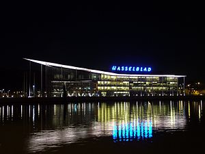 Hasselblad - Hasselblad Headquarter build in 2003 (Now owned by Swedish Radio)