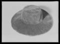 Hattöverdrag, Karl XI. Grön sammet - Livrustkammaren - 44755.tif