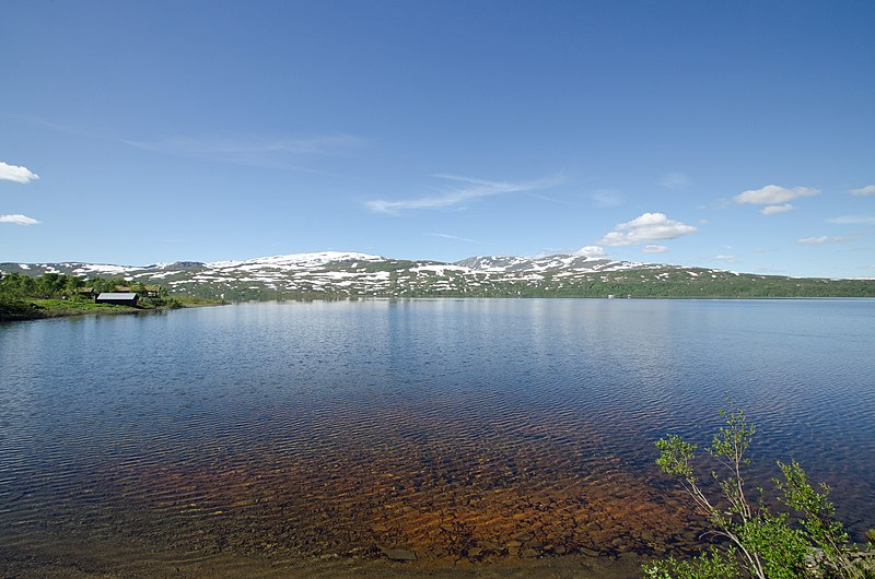 File:Hattfjelldal, Norway - panoramio.jpg