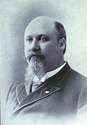 Hazen S. Pingree - Image: Hazen S Pingree Detroit Mayor