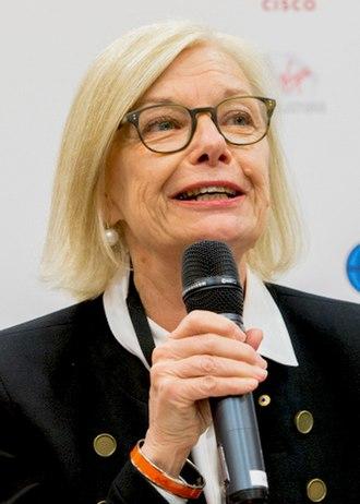 Heather Ridout - Ridout in 2015