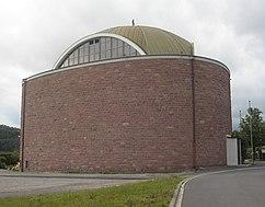 Iglesia del Espíritu Santo,  Würzburg (1958)