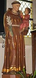 Hekelgem Sint-Michiel beeld Sint-Antonius.jpg