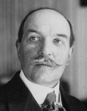 Henry Bordeaux - Henry Bordeaux in 1919
