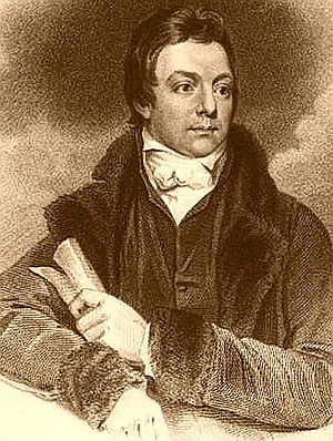 Henry Salt (Egyptologist) - Portrait of Henry Salt by John James Halls (c. 1815)