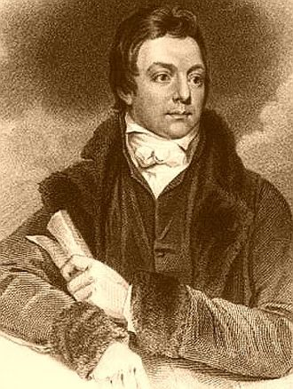 Henry Salt (Egyptologist) - Portrait of Henry Salt by John James Halls (c. 1815)