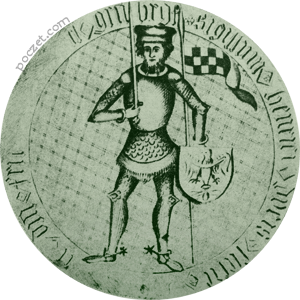 Henry VIII the Sparrow - Seal of Henry VIII the Sparrow