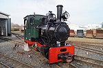Henschel Riesa Dampflok Nr. 12 im Frankfurter Feldbahnmuseum (04).jpg