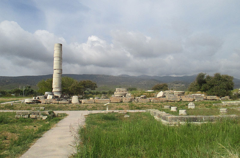 File:Heraion of Samos 2.jpg