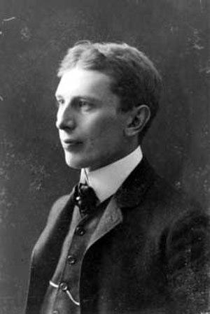 Herman Gesellius - Herman Gesellius in 1890.