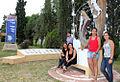 Hermanamiento intercambio 2012 monumento.jpg