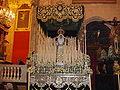 Hermandad de la Veracruz en la Iglesia Mayor Prioral.JPG