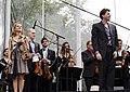 Het Koninklijk Concertgebouworkest op het Nationaal Concert 2011 (5831622833).jpg