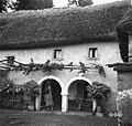 Hiša z letnico 1668 nad vrati, Brezovica 1955 (2).jpg