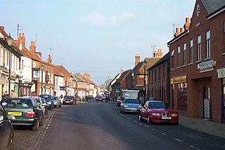 Theale Human settlement in England