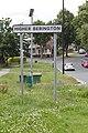 Higher Bebington sign, King's Lane.jpg