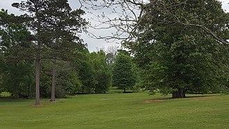 Highland Road Community Park - Image: Highland Road Community Park green space (Baton Rouge)