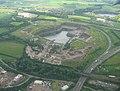Hillwood Quarry, Newbridge, Midlothian.jpg