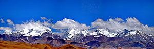 תמונה של רכס ההרים