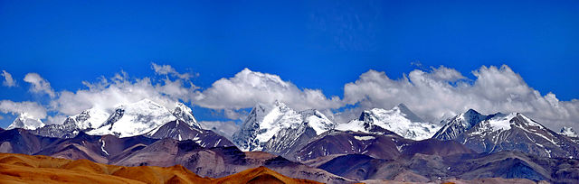 Himaláje - výsledok geologických procesov