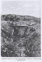 HindenburgLineHavrincourt