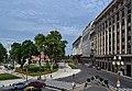 Hipólito Yrigoyen Avenue from the Cabildo.jpg