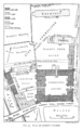 Historical plan of Queens' College, Cambridge (1897) - cambridgedescri00atkiuoft 0482.png