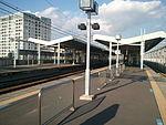Hokuso Higashi-Matsudo station platform 20120929.jpg