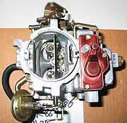 Holley model #2280 2-barrel carburetor
