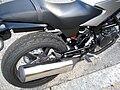 Honda VTR250 2009 Muffler.JPG