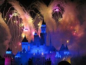 Disney in the Stars - Image: Hong Kong Disneyland by Denn