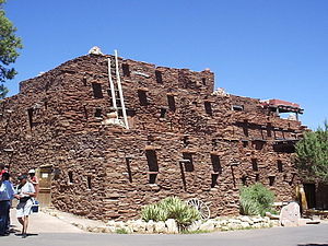 Mary Colter - Hopi House (1905)
