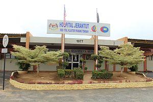 Jerantut District - Jerantut Hospital